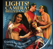 Lights! Camera! Bellydance!, Belly Dance CD image
