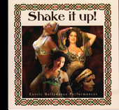 Shake It Up!, Belly Dance CD image