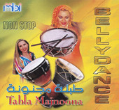 Tabla Majoona - NonStop Belly Dance, Belly Dance CD image