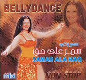 Samar Ala Haq - NonStop Belly Dance, Belly Dance CD image