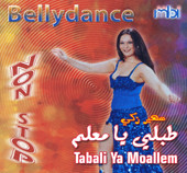 Tabali Ya Moallen - NonStop Belly Dance, Belly Dance CD image
