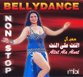 Altat Ala Alnat - NonStop Belly Dance, Belly Dance CD image