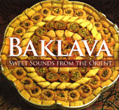 Baklava Sweet Sounds from the Orient, Belly Dance CD image