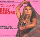 The Art of Belly Dancing, Belly Dance CD image