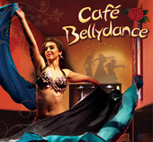 Cafe Bellydance, Belly Dance CD image