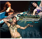 Bellydance Superstars Vol. VII, Belly Dance CD image