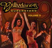 Bellydance Superstars Vol. IX, Belly Dance CD image