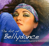 The Art of Bellydance, Belly Dance CD image