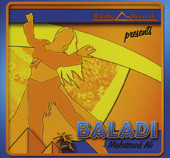 Baladi, Belly Dance CD image