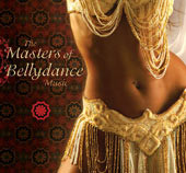 The Masters of Bellydance Music, Belly Dance CD image