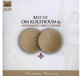 Best of Om Kolthoum & Mohammed Abdul Wahab, Belly Dance CD image