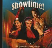 Showtime!, Belly Dance CD image