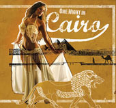 One Night in Cairo, Belly Dance CD image