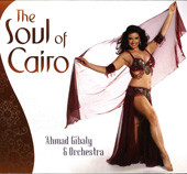 The Soul of Cairo, Belly Dance CD image