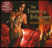The Essence of Bellydance, Belly Dance CD image
