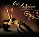 Cafe Bellydance - Sensual Arabian Grooves, Belly Dance CD image