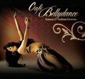 Cafe Bellydance - Sensual Arabian Grooves, Belly Dance CD image