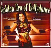 Golden Era of Bellydance Vol. 2 - Samia Gamal, Belly Dance CD image