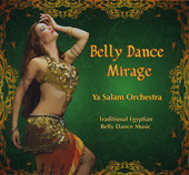 Belly Dance Mirage, Belly Dance CD image