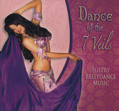 Dance of the 7 Veils, Belly Dance CD image