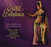 The Soul of Bellydance, Belly Dance CD image
