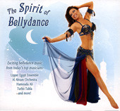 The Spirit of Bellydance, Belly Dance CD image