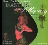 Mastery and Mystery, Belly Dance CD image