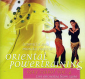 Very Cairo! Vol. 4, Belly Dance CD