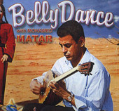 Belly Dance with Mohamed Matar, Belly Dance CD