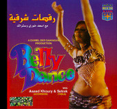 Belly Dance with Assad Khoury & Setrak, Belly Dance CD image