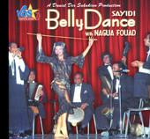Sayidi Belly Dance With Nagua Fouad, Belly Dance CD image