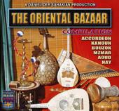 The Oriental Bazaar, Belly Dance CD image