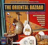 The Oriental Bazaar, Belly Dance CD image