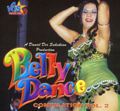Belly Dance Compliation Vol. 2, Belly Dance CD image