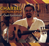 Charbel Rouhana: Oud Fusionista, Belly Dance CD