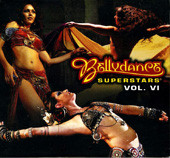 Bellydance Superstars Vol. VI, Belly Dance CD image