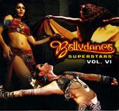 Bellydance Superstars Vol. VI, Belly Dance CD image
