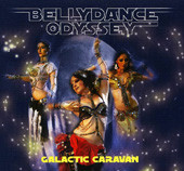 Bellydance Odyssey, Belly Dance CD image