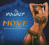 Move, Belly Dance CD image