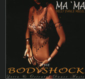 Ma'Ma by The Bodyshock, Belly Dance CD image