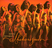 Sheherezade, Belly Dance CD image