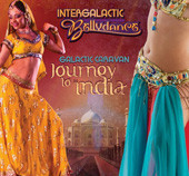 Journey to India, Belly Dance CD image