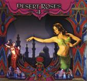 Desert Roses 4, Belly Dance CD image