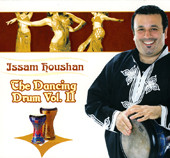 The Dancing Drum Vol. II, Belly Dance CD image