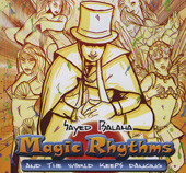 Magic Rhythms, Belly Dance CD image