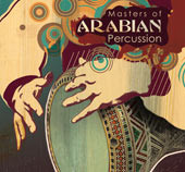 Masters of Arabian Percussion, Belly Dance CD image