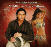 Amir Sofi's Guide to Middle Eastern Rhythms Vol. 1, Belly Dance CD image