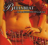 Bellybeat, Belly Dance CD image