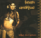 Tribal Derivations, Belly Dance CD image