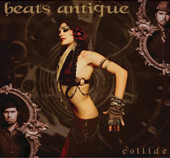 Collide by Beats Antique, Belly Dance CD image